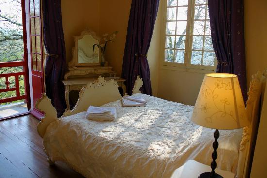 Château Estefani : Chambre d'hôtes b&b Pau