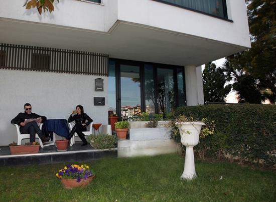 Hotel del Cavaliere: ESTERNO