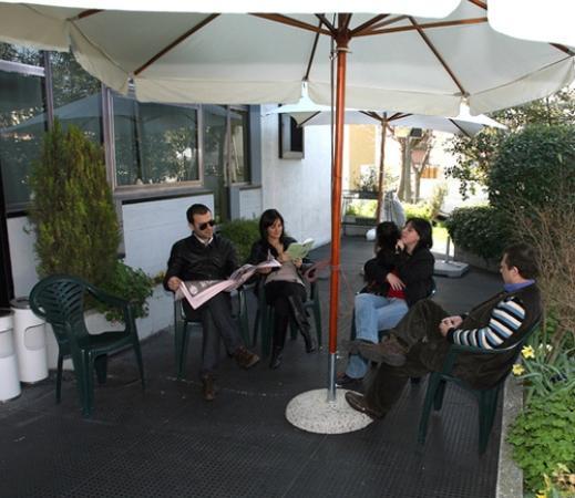 Hotel del Cavaliere: GIARDINO