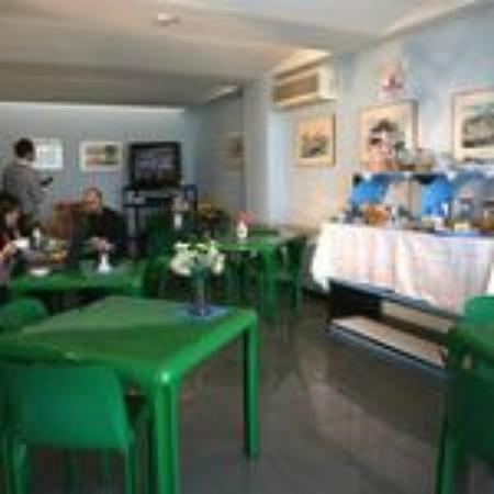 Hotel del Cavaliere: SALA COLAZIONI