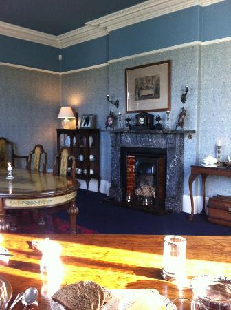 Marlagh Lodge: The beautiful Dining Room