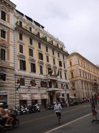 Hotel Genio: la fachada