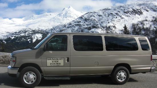 Skagway Van Tours