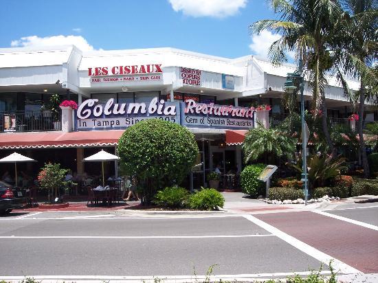 Columbia Restaurant Sarasota Fl