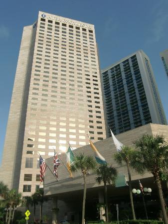 InterContinental Miami : Building