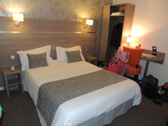 Beaujoire Hotel : la camera