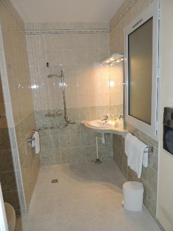 Beaujoire Hotel : la toilette