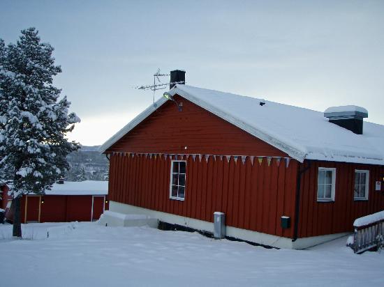 The White Reindeer Motel: Motell