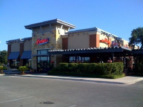 Boston S Restaurant Amp Sports Bar San Antonio Menu