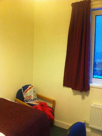 Imperial College Accommodation Prince's Gardens : Chambre
