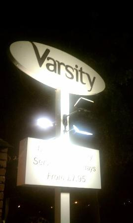 Varsity Bar