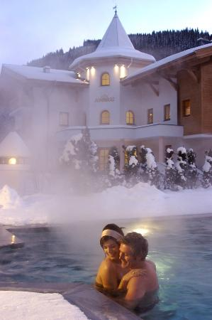 Hotel Sonnegg: Winteransicht
