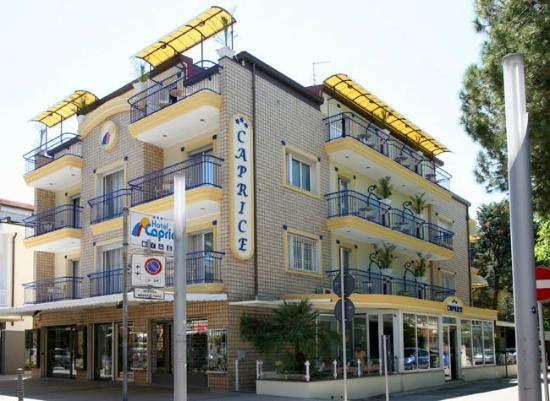 Hotel Caprice: hotel
