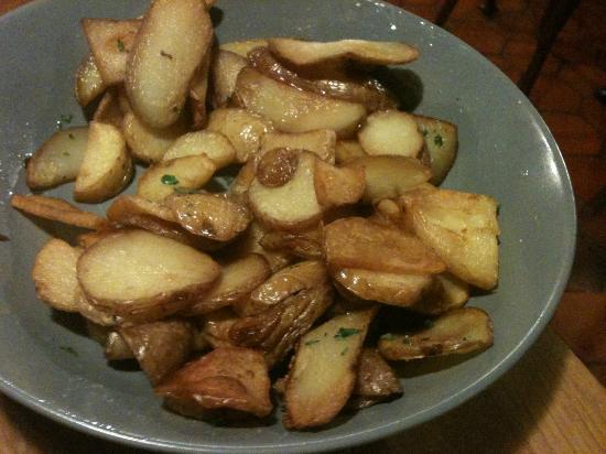 L'Inattendu : pomme de terre en accompagnement