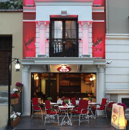 Divalis Hotel: Nydelig hotell