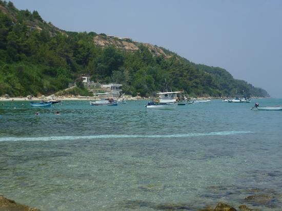 Achtis Hotel: beach area