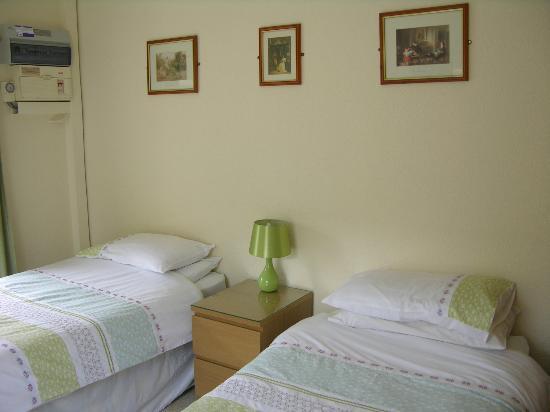 The Cross Oak Inn: Twin Room