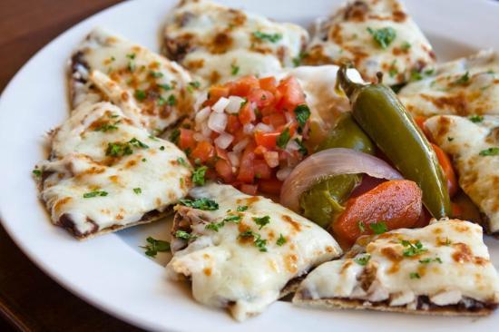 Cha Cha's Tacos & Tequila: Nachos