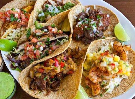 Cha Cha's Tacos & Tequila: Tacos Galore!