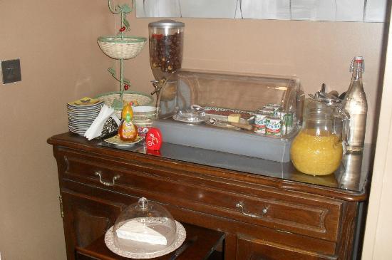Hotel Berlioz : Ontbijt