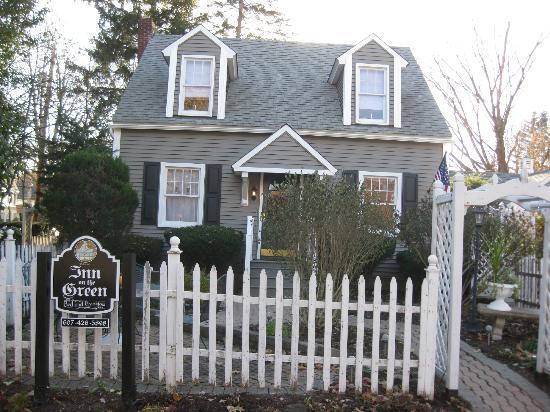 Wellsboro Inn on the Green: Main House