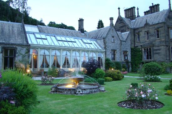 The Orangery From Outside Picture Of Cressbrook Hall