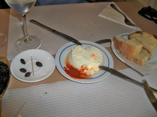 Restaurante Nacional: Appetizer