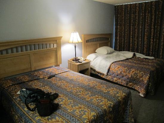 Highland Gardens Hotel: Room