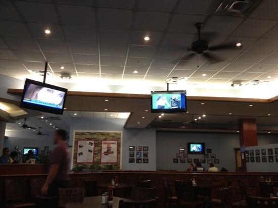 Mugshots: Main Dining area