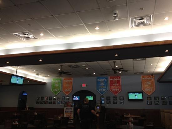 Mugshots: Bar Entrance