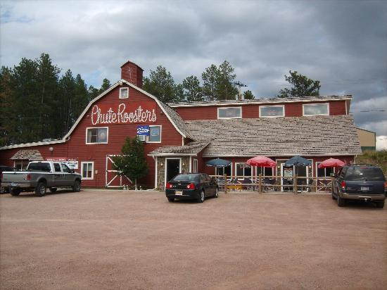 Chute Roosters Museum & Restaurant: Just like we remember it...