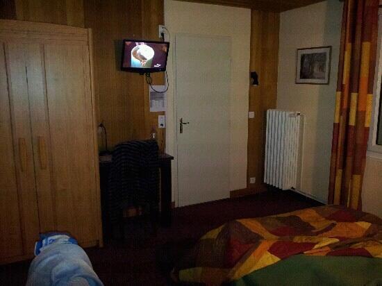 Hotel Le Chalet du Mont Roland : chambre 14