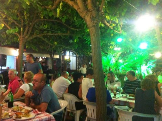 Restaurant Can Pepes: can pepes 20/07/2012