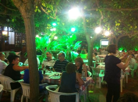 Restaurant Can Pepes: 2012/07/20