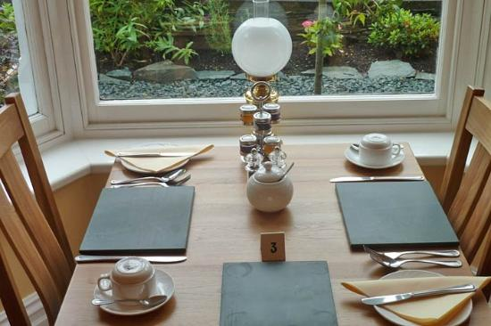 Clarence House: Quality oak furniture and slate mats