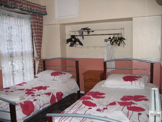 Burton Arms Hotel: Room Nr.9