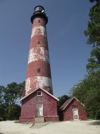 Assateague Island, Βιρτζίνια: The Assateague Lighthouse