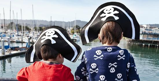 Portola Hotel & Spa at Monterey Bay: Portola Pirates Program - Complimentary for Children ages 3-12