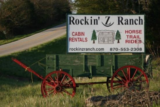 Alpena, Αρκάνσας: Rockin' Z Ranch, Northwest Arkansas