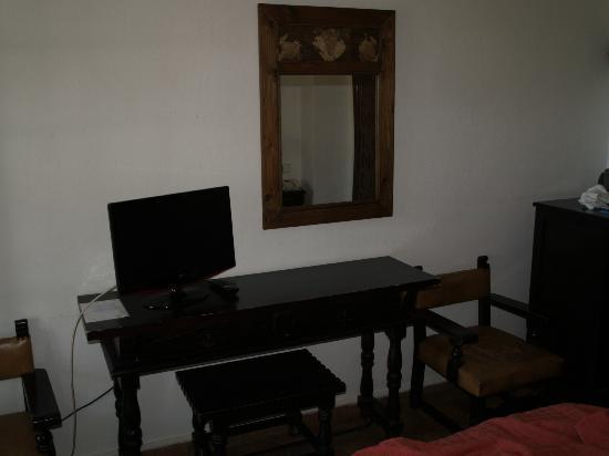 Hotel Las Truchas: Kamer.