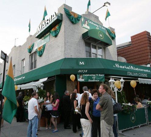 Maria S Restaurant Sheepshead Bay Brooklyn Ny