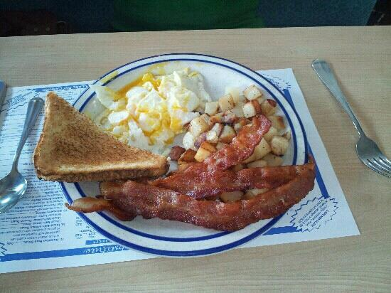 Uncle Bill's Pancake House: cape may plate