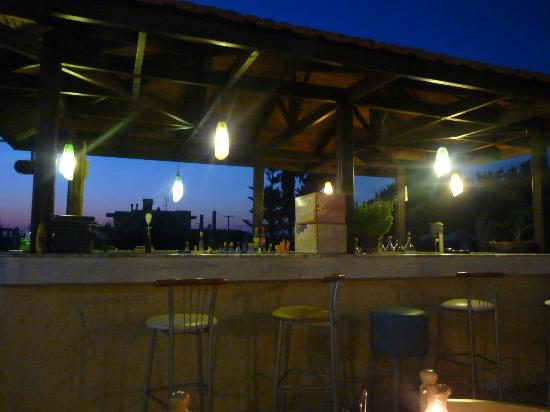 Nefeli Hotel: bar