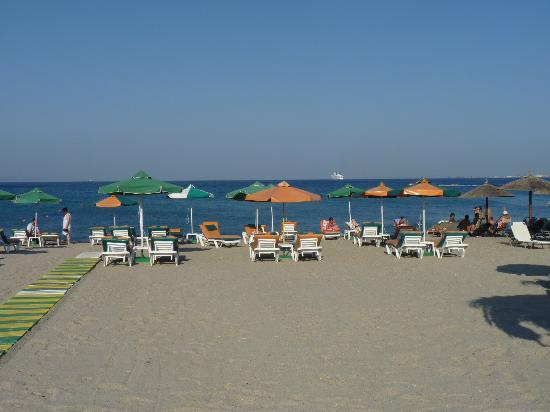 Nefeli Hotel: main beach 