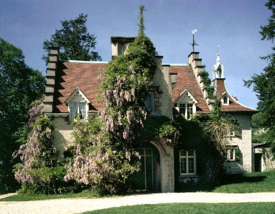 Washington Irving's Sunnyside House