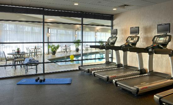 Denver Airport Marriott at Gateway Park: Fitness Center