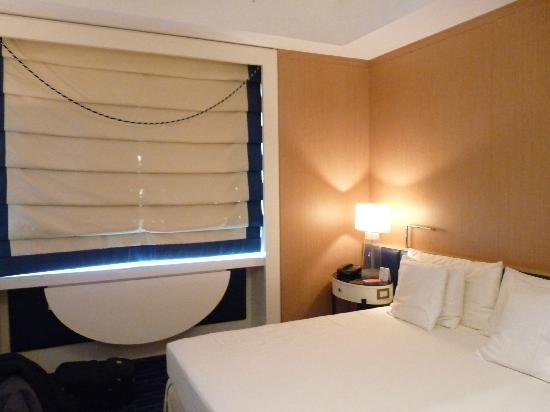 Aleph Hotel Rome: camera