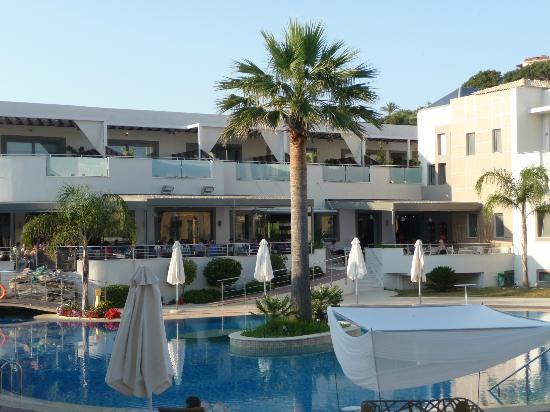 The Lesante Luxury Hotel & Spa: Dining area