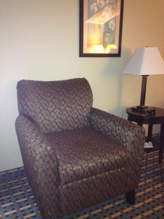 La Quinta Inn & Suites Iowa: clean and modern