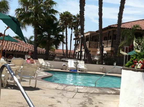 BEST WESTERN PLUS Hacienda Hotel Old Town: another pool